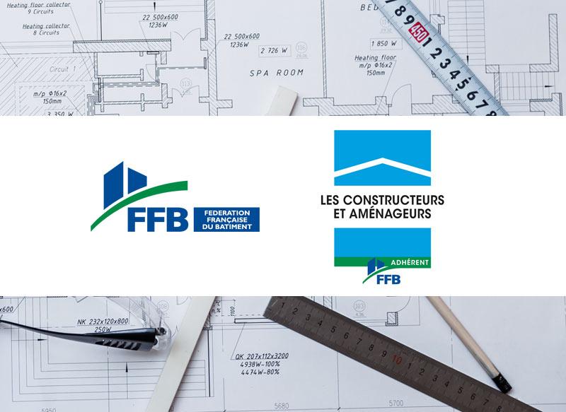 Les Constructeurs et Aménageurs de la Fédération Française du Bâtiment